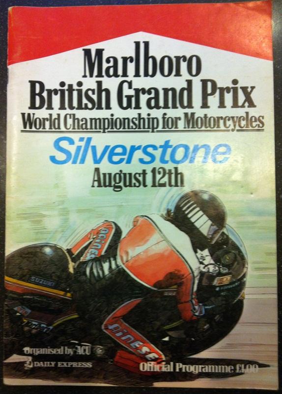 Silverstone prograpm '79