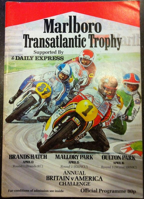 Transatlantic program '79
