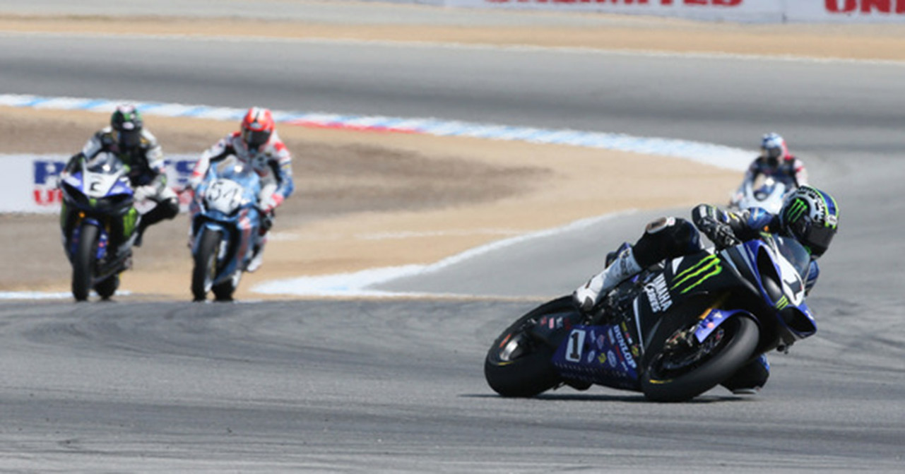 CBS Sports Network Broadcasts of GEICO Motorcycle AMA Pro Road ...