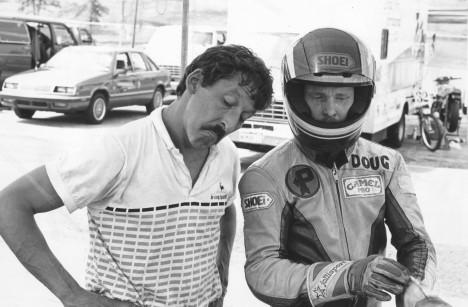 Dr. John Wittner and Doug Brauneck.
