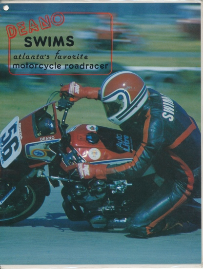 Deano Swims press kit