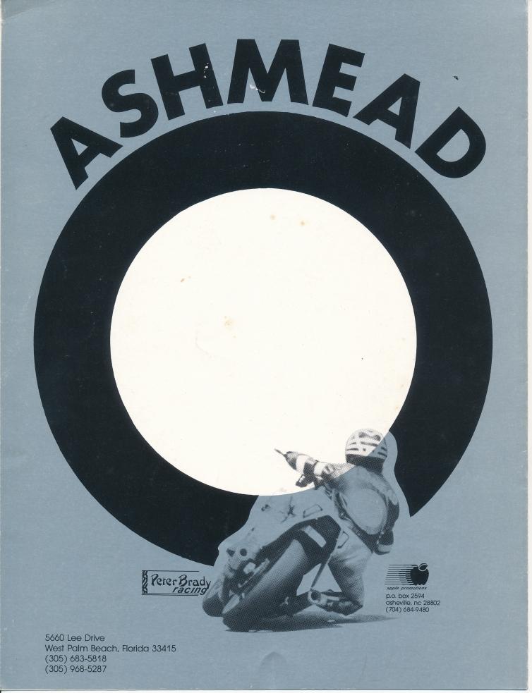 John Ashmead press kit