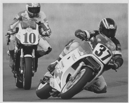 John Ashmead and Doug Chandler